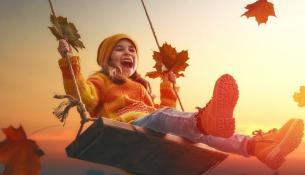 Η υγιεινή διατροφή μπορεί να συμβάλλει στην ευτυχία των παιδιών