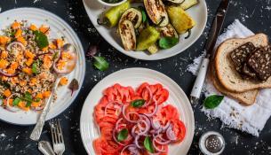 Χορτοφαγικές και vegan διατροφικές πηγές της βιταμίνης Β-12