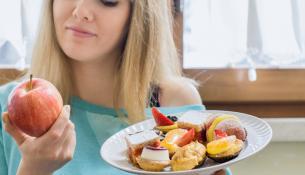 Μήπως η δομή του εγκεφάλου σας επηρεάζει τις διατροφικές σας επιλογές;