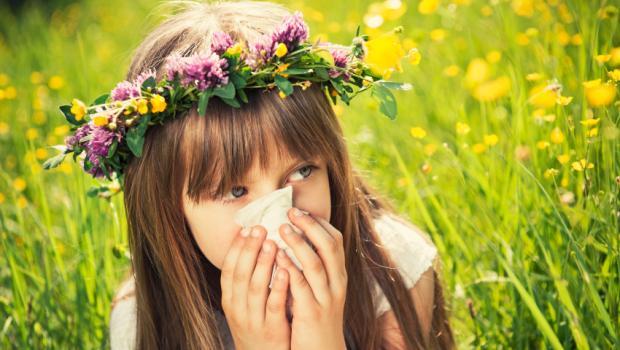 Κρατήστε τις εποχιακές αλλεργίες μακριά με το πιο φυσικό τρόπο