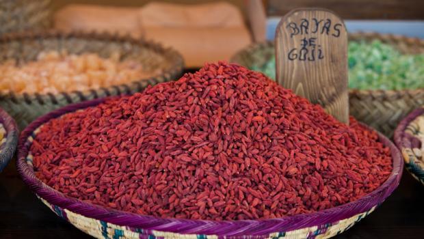 Γιατί είναι καλό να τρώμε Goji Berries