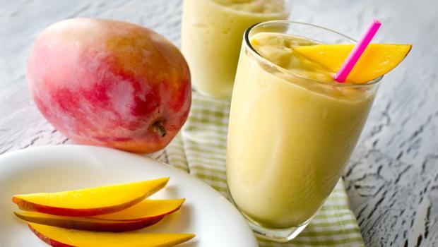 Τροπική γεύση με smoothies από μάνγκο