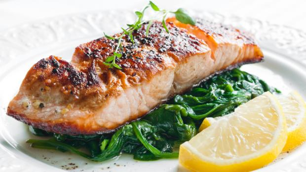 Σολωμός: ένα διατροφικό υπερόπλο