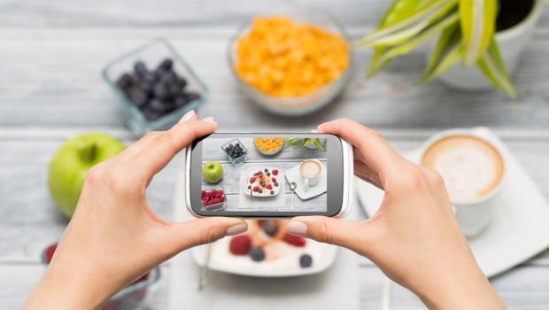 Εφαρμοφή υπολογίζει πόσες θερμίδες έχει το πιάτο μας