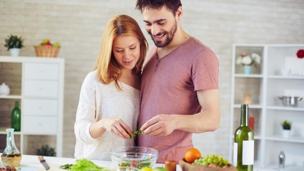 Τα φρούτα και τα λαχανικά αυξάνουν το αίσθημα της ευτυχίας