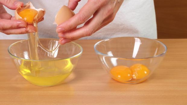 Η πρωτεΐνη στα αυγά και το δίλημμα κρόκος ή ασπράδι;