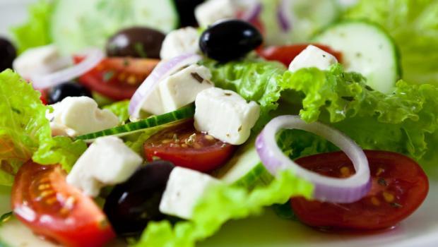 Η χωριάτική σαλάτα είναι superfood!