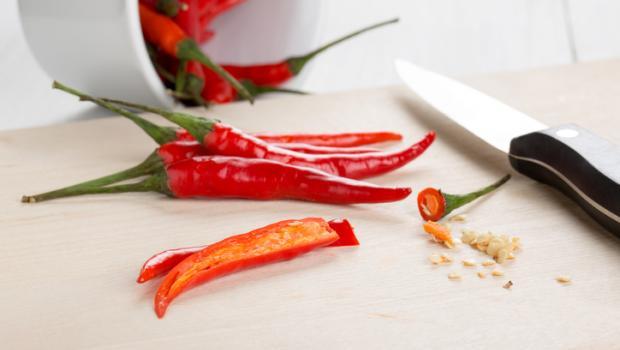 Τζίντζερ και πιπεριές τσίλι, ένα ισχυρό αντικαρκινικό δίδυμο