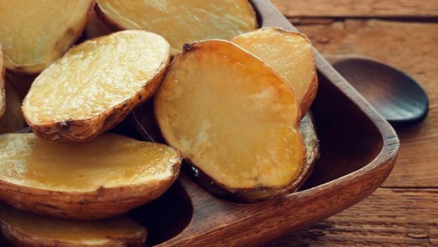 Πατάτες με τη φλούδα ή χωρίς;