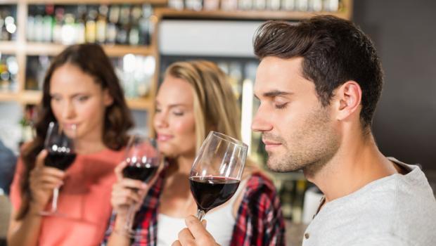 Το άρωμα του κρασιού