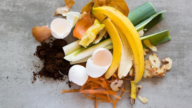 Τα υπολείμματα τροφών μπορούν να μετατραπούν σε δομικά υλικά