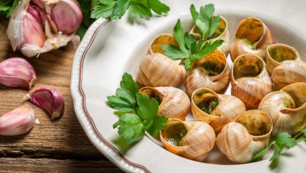 Τα διατροφικά οφέλη των σαλιγκαριών