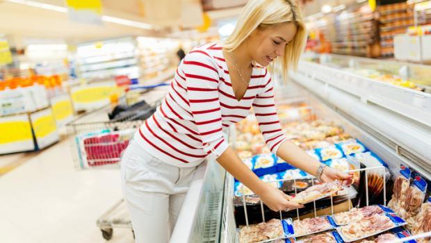 Κατεψυγμένα ή φρέσκα τρόφιμα;