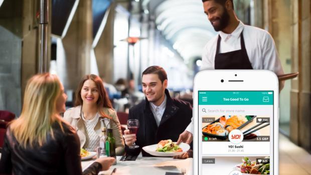 Αυτή η εφαρμογή σάς επιτρέπει να αγοράσετε σούπερ φτηνά γεύματα, καταπολεμώντας παράλληλα την σπατάλη τροφίμων