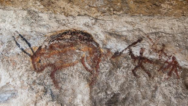 Το μενού των ανθρώπων των σπηλαίων: κρέας ρινόκερου στο Βέλγιο, μανιτάρια στην Ισπανία