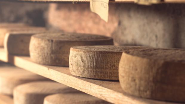 Η ιστορία του τυριού