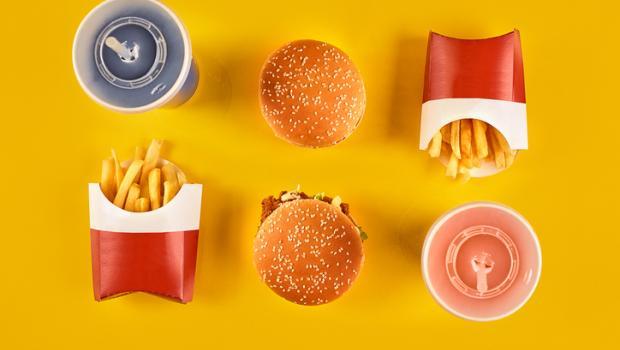 Το fast food ήταν πιο υγιεινό στη δεκαετία του '80