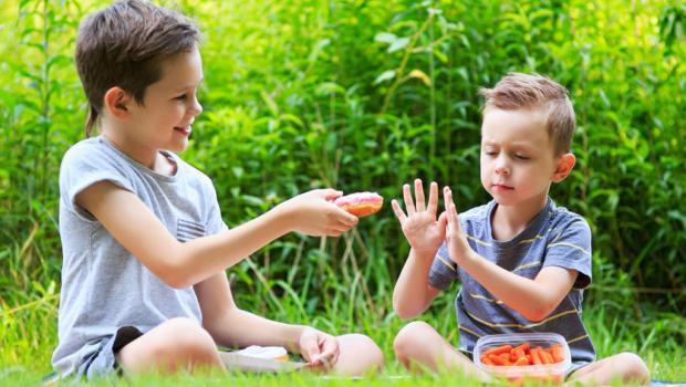 Πείθοντας τα παιδιά να εξεγερθούν εναντίον του Junk Food